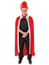 King's Robe + Hat Costume