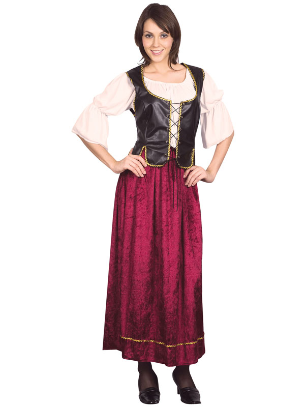 Wench Costume