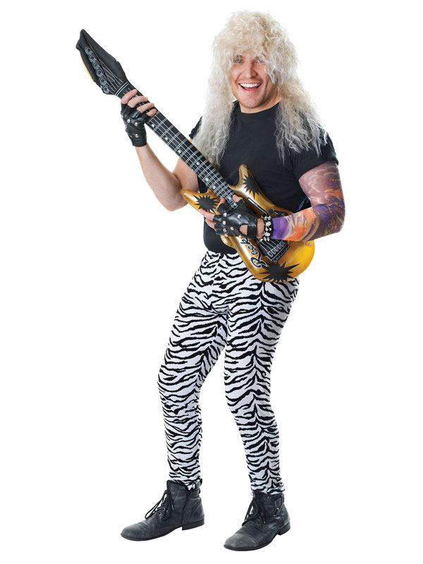 Zebra Print Trousers