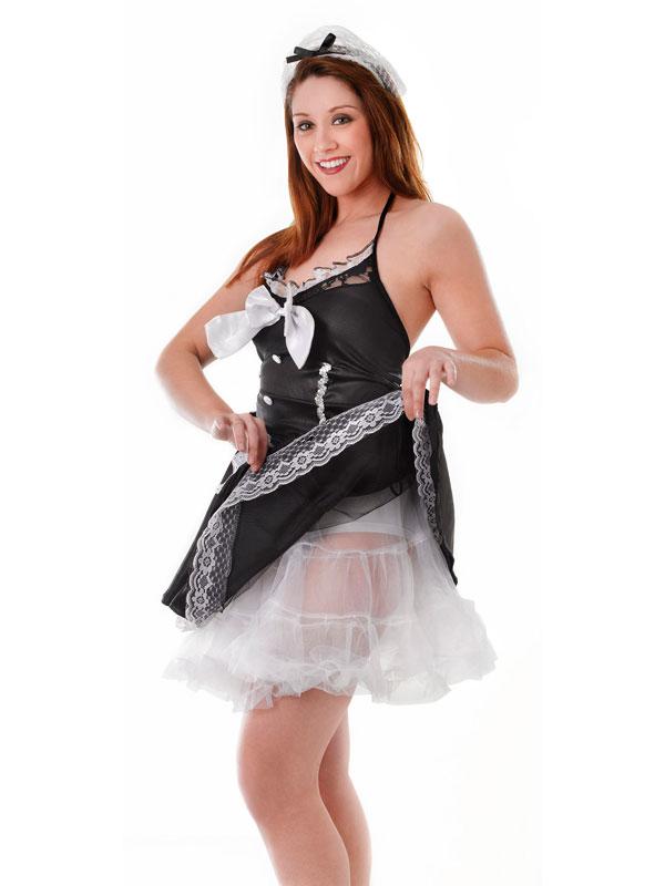 Adult Underskirt White