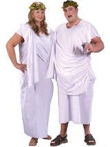 Toga Unisex Plus Size Costume