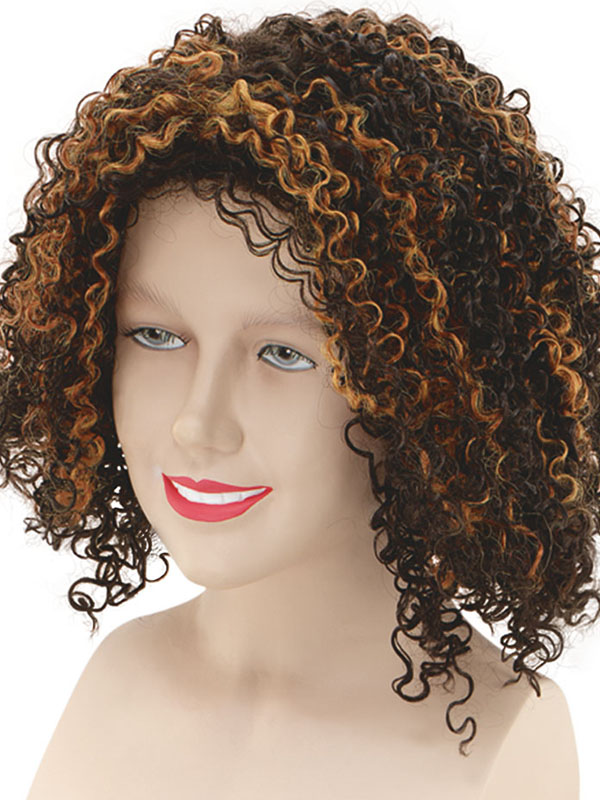 Adult Ladies Mel B 'Scary Spice Wig