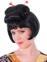 Adult Ladies Geisha Wig