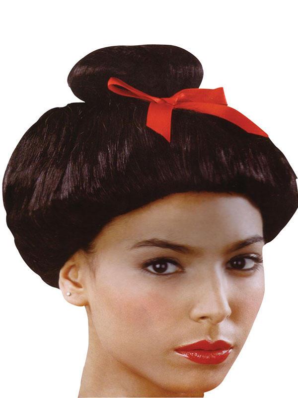 Adult Ladies Japanese Lady Wig