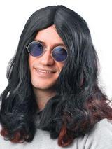 Adult Mens Ozzy Osbourne Wig