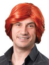 Adult Mens Tony Wig Ginger Wig