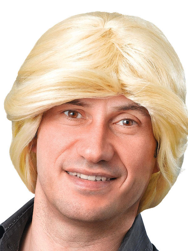 Adult Mens Tony Wig Blonde Wig