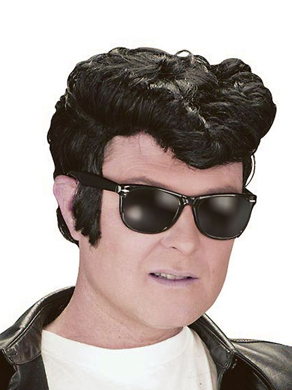 Adult Mens Greaser Wig