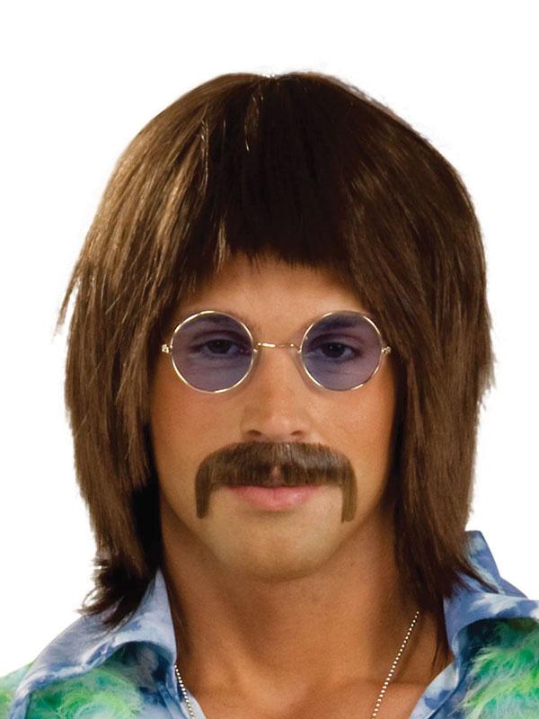 Adult Mens Singer Wig
