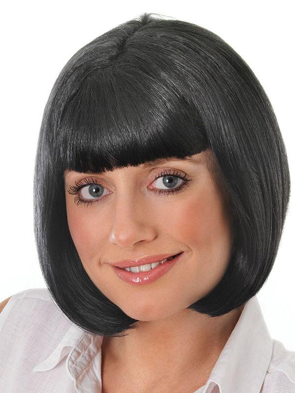 Adult Ladies Mia Black Wig