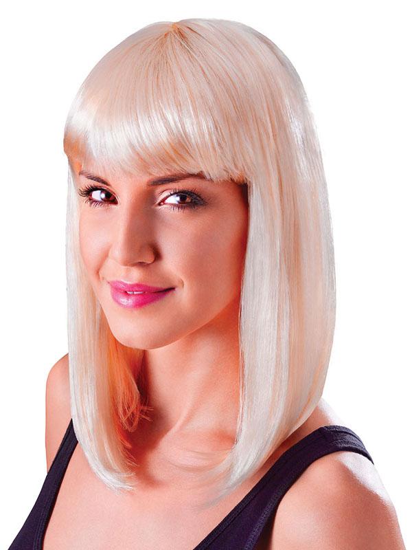 Adult Ladies Chic Doll Blonde Wig