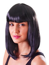 Adult Ladies Chic Doll Black Wig