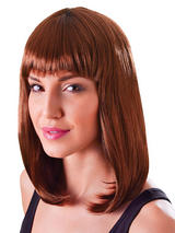 Adult Ladies Chicdoll Brown Wig