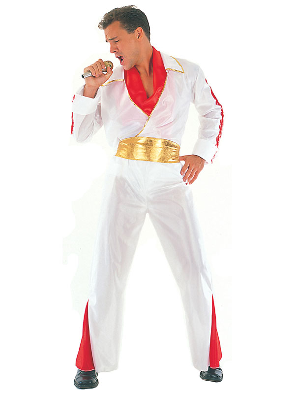 Rock Star Elvis Costume Ard