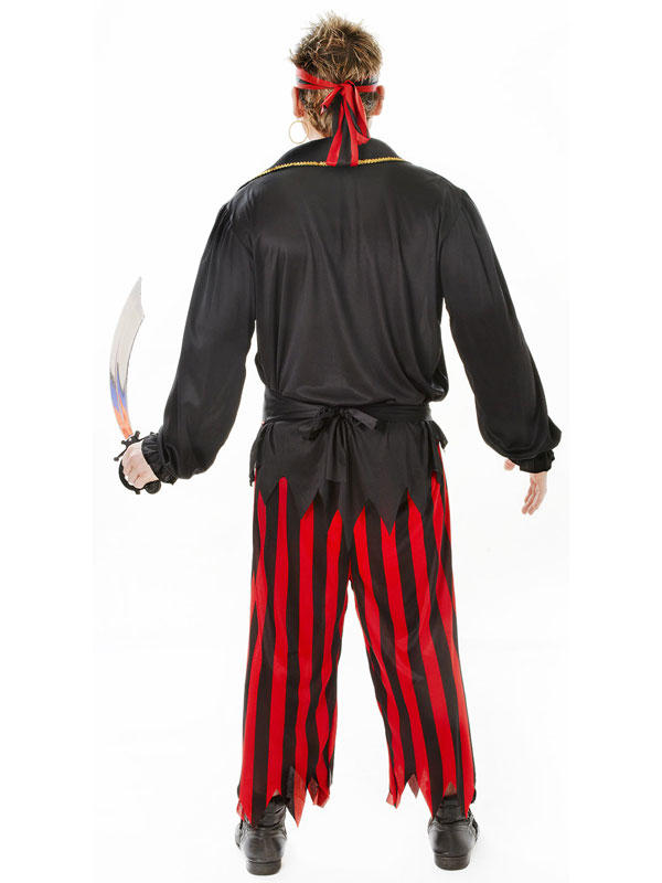 Pirate Man Costume Thumbnail 3