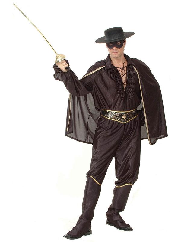 Bandit Man Deluxe Costume