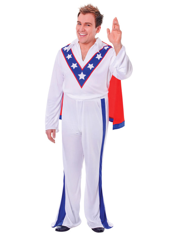 Stunt Man Costume