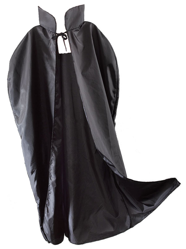 Bandit Cape With Collar