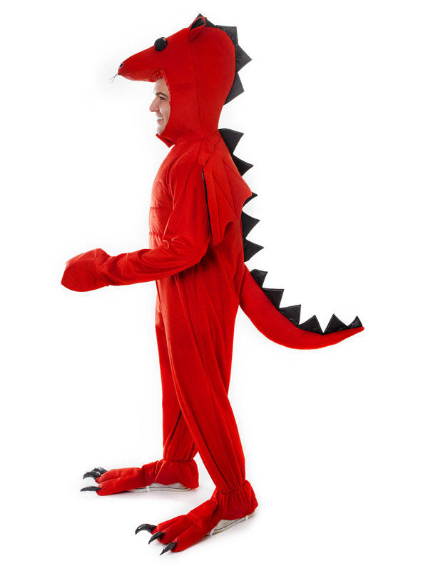 Red Dragon Costume Thumbnail 2