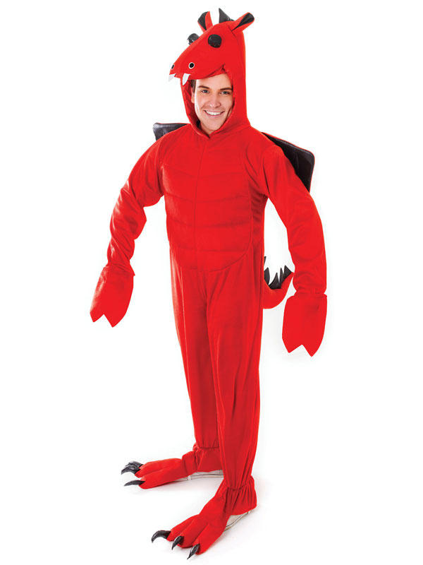 Red Dragon Costume Thumbnail 1