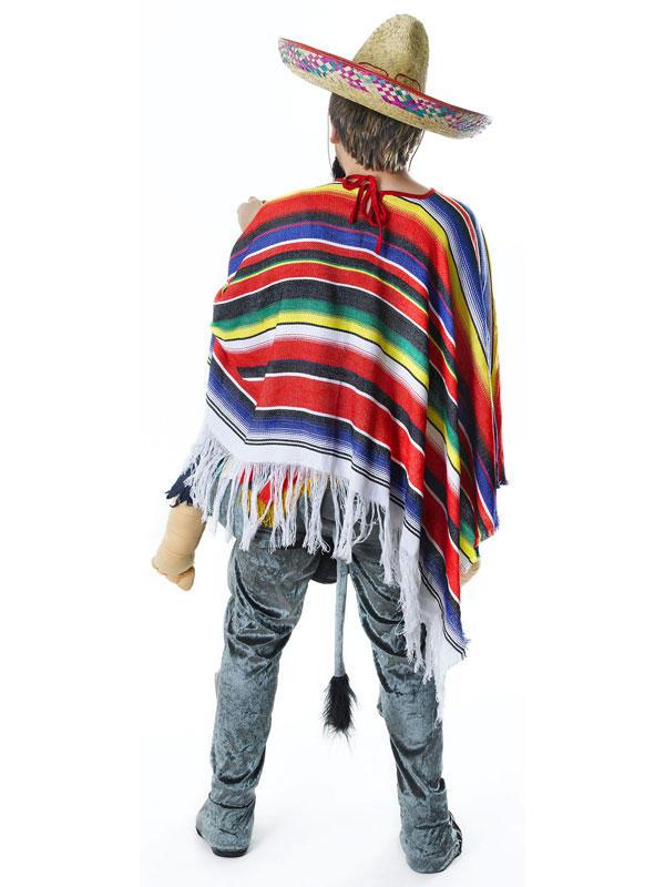 Hey Amigo Mexican On Horseback Costume Thumbnail 3
