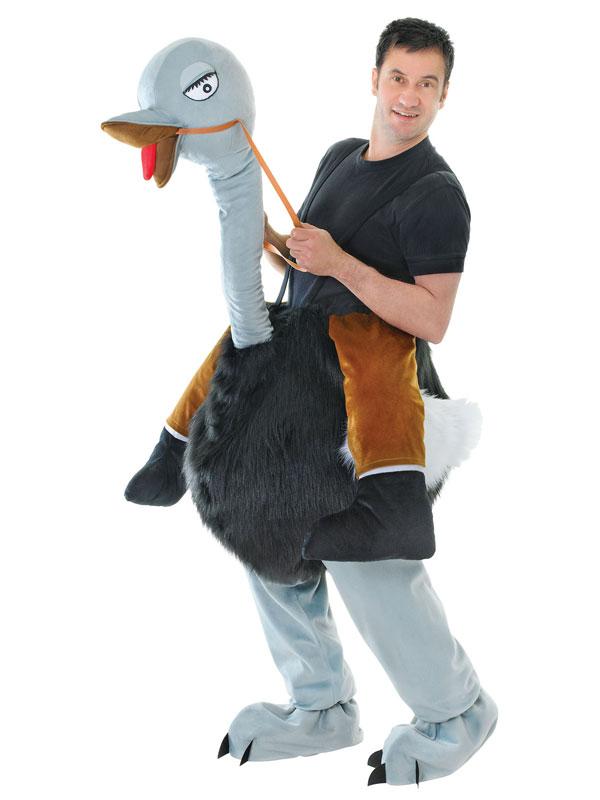 Step In Ostrich Costume