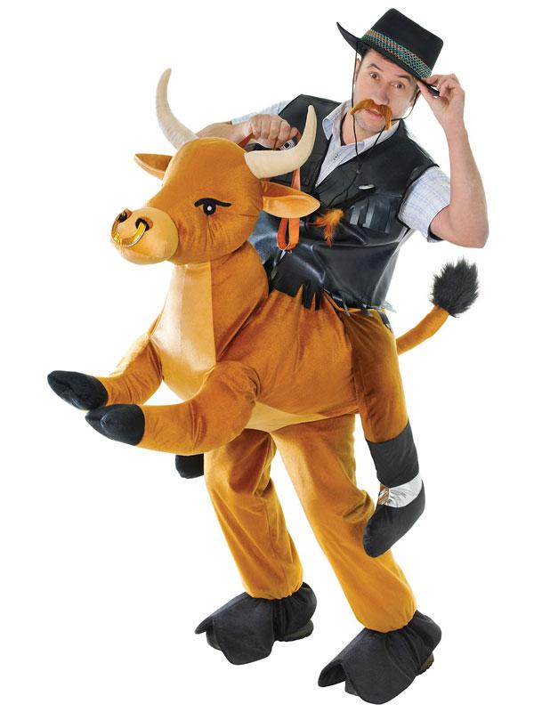 Step In Bull Costume