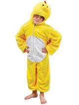 Child Plush Chicken Costume