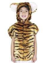 Child Tiger Fur Tabard Costume