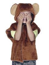 Child Monkey Tabard Costume