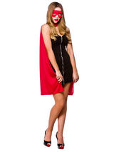 Super Hero Cape Red