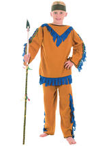 Child Indian Boybudget Costume
