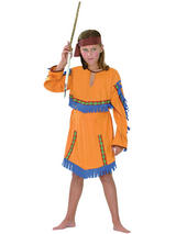 Child Indian Girl Budget Costume
