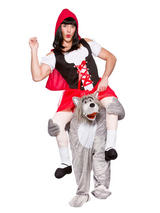Carry Me® Wolf Including Red Riding Hood Costume