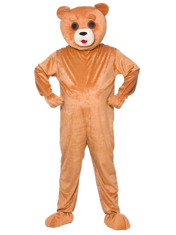 Mascot Funny Teddy Costume