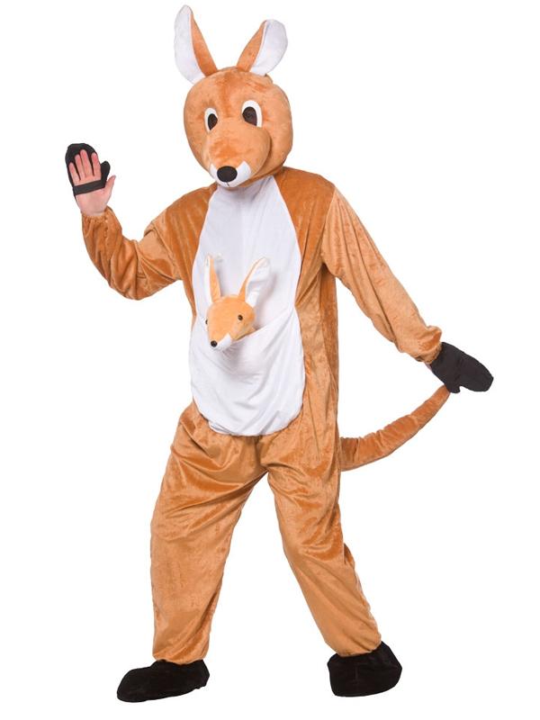 Mascot Kangaroo Costume