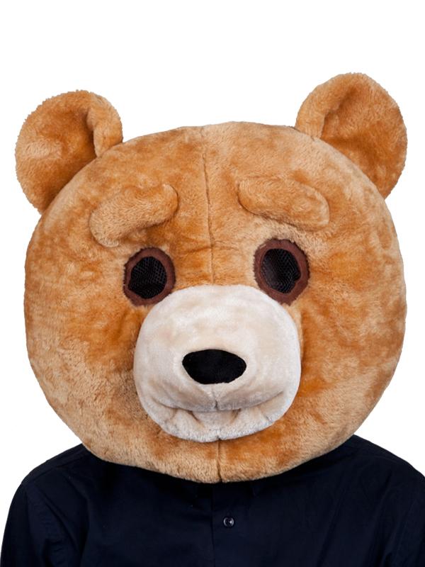 Adult Teddy Mask