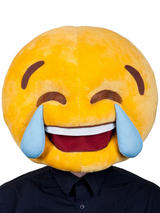 Adult Cry Laughing Mask