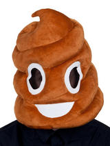 Adult Fabric Overhead Poop Mask
