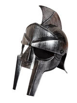 Hat Top Mens Gladiator Helmet
