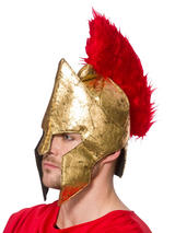 Adult Mens Warrior Helmet