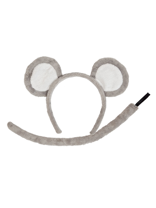 Animal Ears & Tail Mouse
