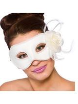 Adult Ladies Lariano Eye Mask White