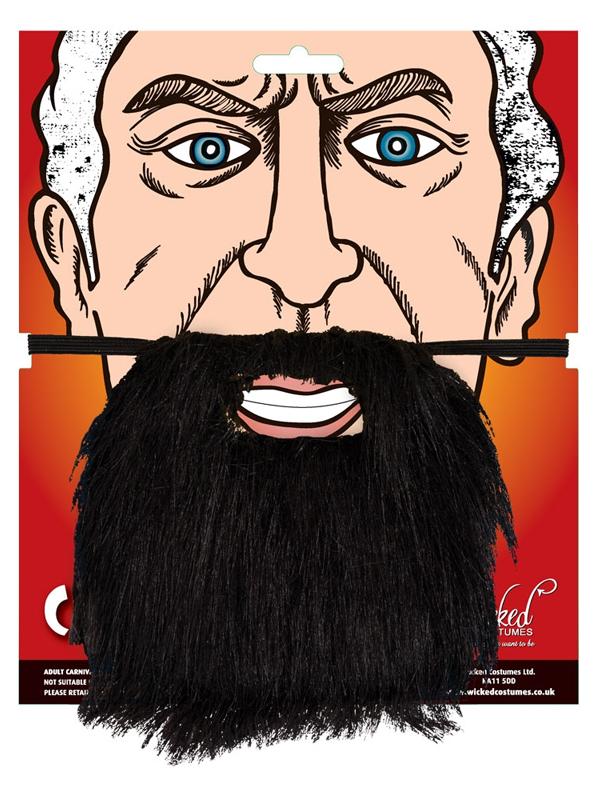 Beard Black