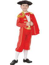 Child Matador Costume