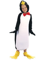 Child Penguin. Costume