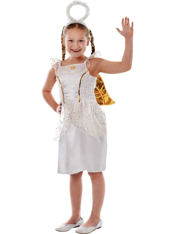 Child Angel. Costume