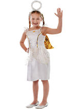 Child Angel. Costume