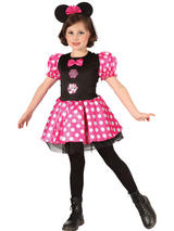 Child Mouse Girl Costume