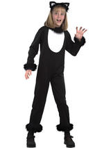 Child Girls Kitty Costume